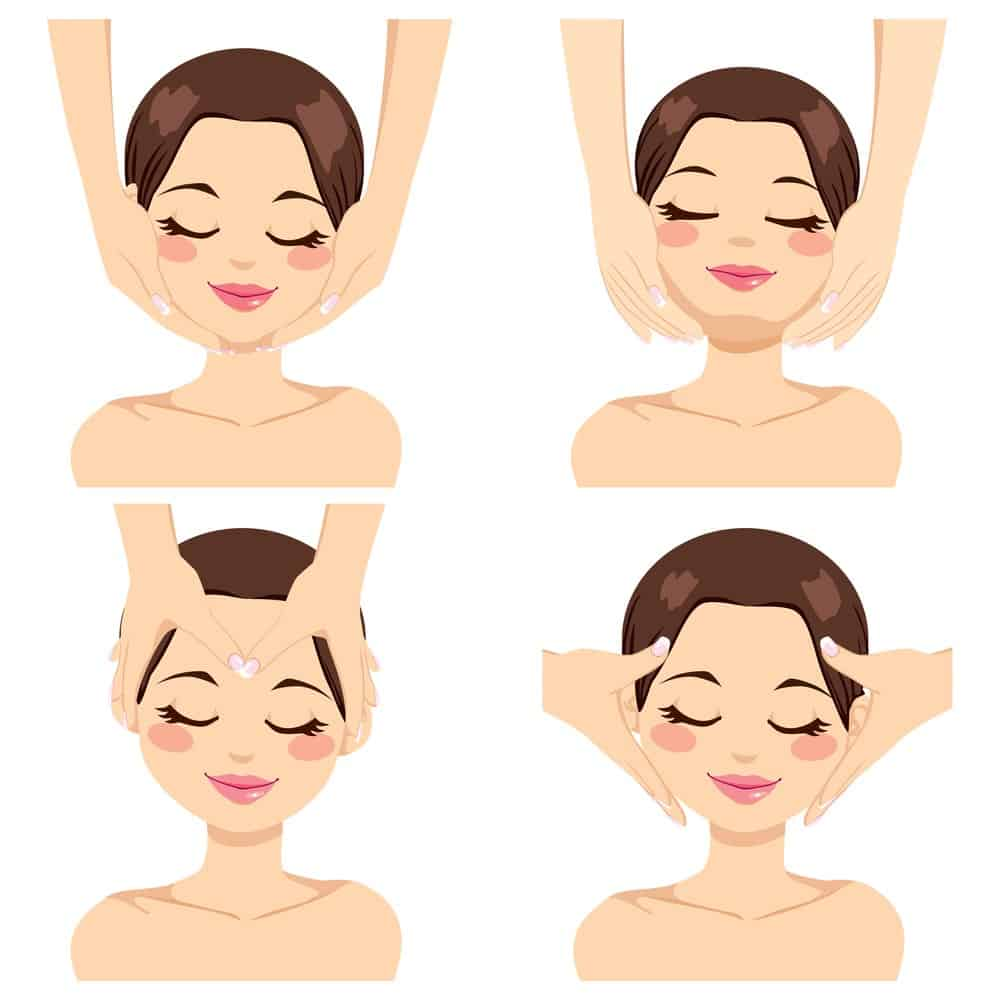 How to Massage Your Skin