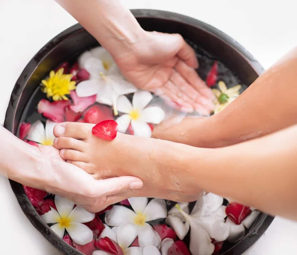 Foot Massage Benefit