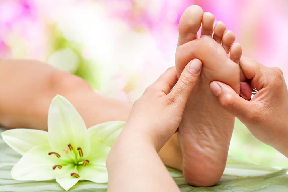 Massage Benefits of foot