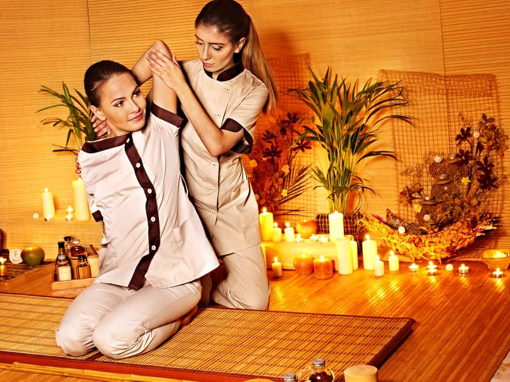 Thai Yoga massage benefits