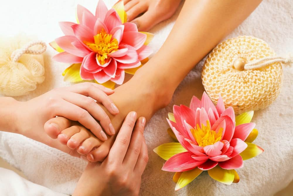 foot massages benefits