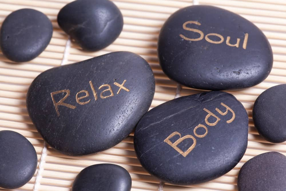 massage stone benefits