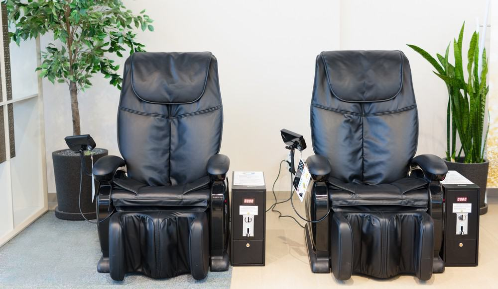 Daiwa Legacy 9100 Massage Chair