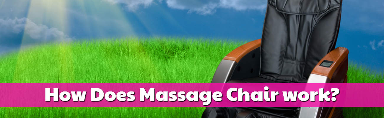 How Does Massage Chair work?
